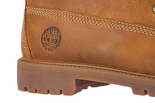 Buty Timberland Authentic 6 inch Rust  Waterproof
