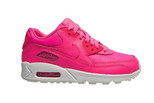 "Air Max 90 Leather (GS) ""Pink Pow"" (724852-600)"