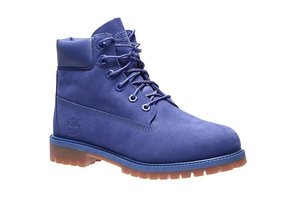 Timberland Icon Suede 6-inch brązowe