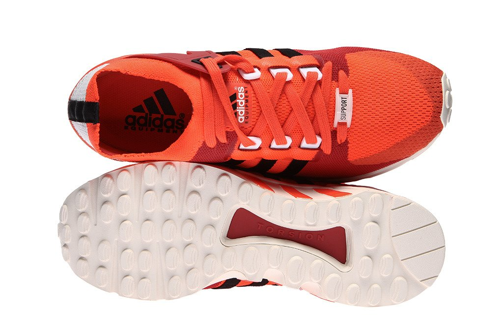 new product 4904a 377ae Buty adidas EQT Support Primeknit Orange (S79926) ...