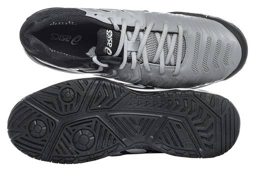 Asics Gel Resolution 7 E701Y-9690 szarość