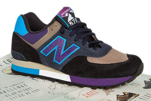 Buty New Balance M576ENP Three Peak Challenge - Made In England