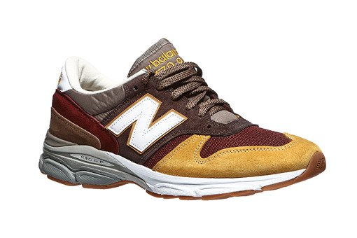 "Buty New Balance Made in UK ""Solway Excursion"" M7709FT"
