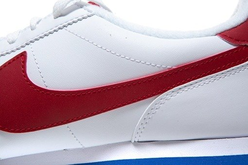 Buty Nike Classic Cortez Leather 819719-103 biel