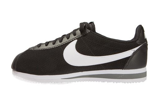 "Buty Nike Cortez Basic Leather - ""Black/Gym Red"" 540998-019"