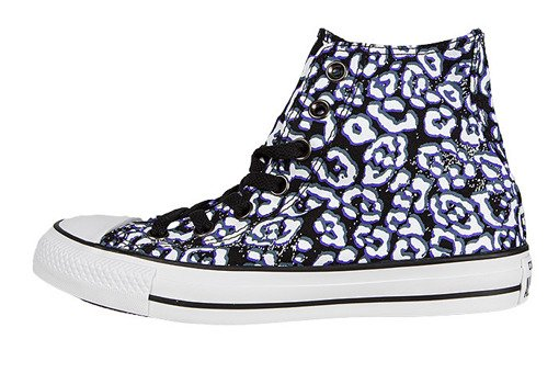 Converse Chuck Taylor All Star Multi Panel Hi - Animal Print