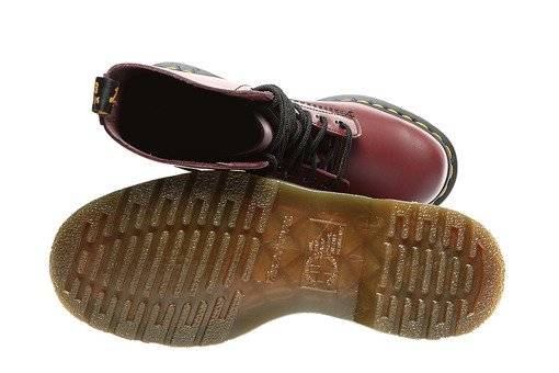 Glany Dr. Martens 1490 Charry Red (10092600)