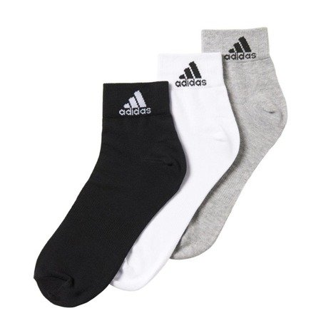 Skarpetki adidas 3 Pack Ankle Socks Multi 3 pack(AA2322)