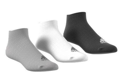 Skarpetki stopki adidas Performance No Show Thin 3pack AA2313